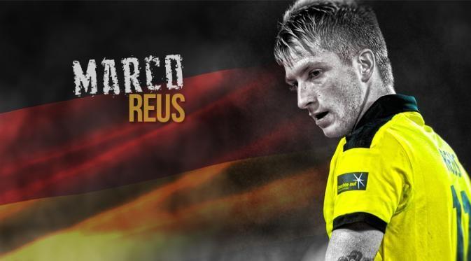 Reus merupakan salah seorang bintang Dortmund sejak tiga musim lalu.