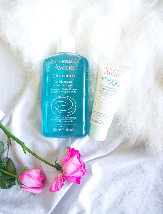Wildfire Charm: The Avène Cleanance Range Review - Avene Cleanance Gel Cleanser, Cleanance Hydro Soothing Cream, Micellar Water, Cleanance Mask and Cleanance Mattifying Emulsion