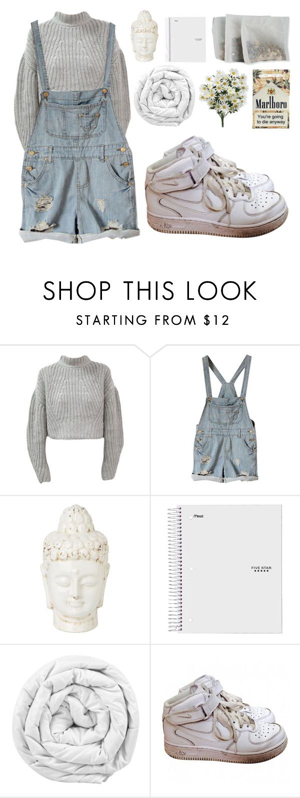 """""""Coldplay-Sparks"""" by so-sad ❤ liked on Polyvore featuring Brinkhaus, American Apparel and NIKE"""