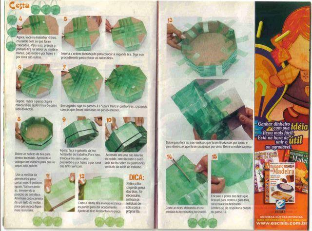 recycling plastic bottles: tutorial making plastic flower | make handmade, crochet, craft