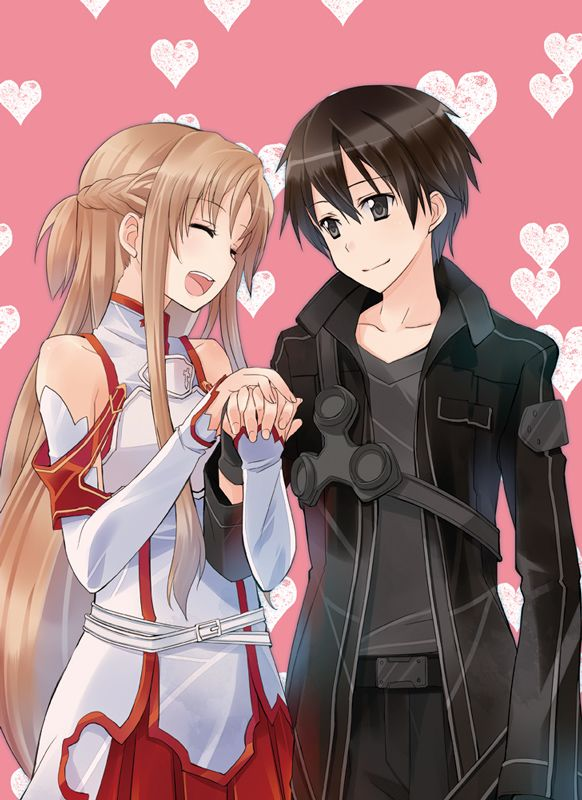 asuna hair style 236 best images about kirito x asuna s a o on 3405