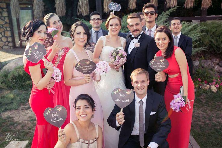 düğün fotoğrafı çekim aksesuarları