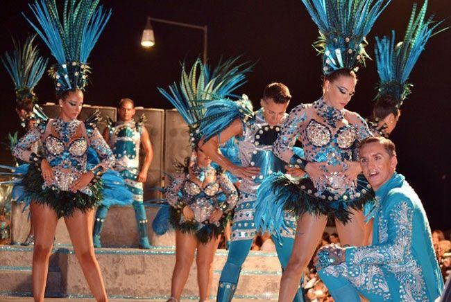 La Región promociona en Miami el Carnaval de Águilas