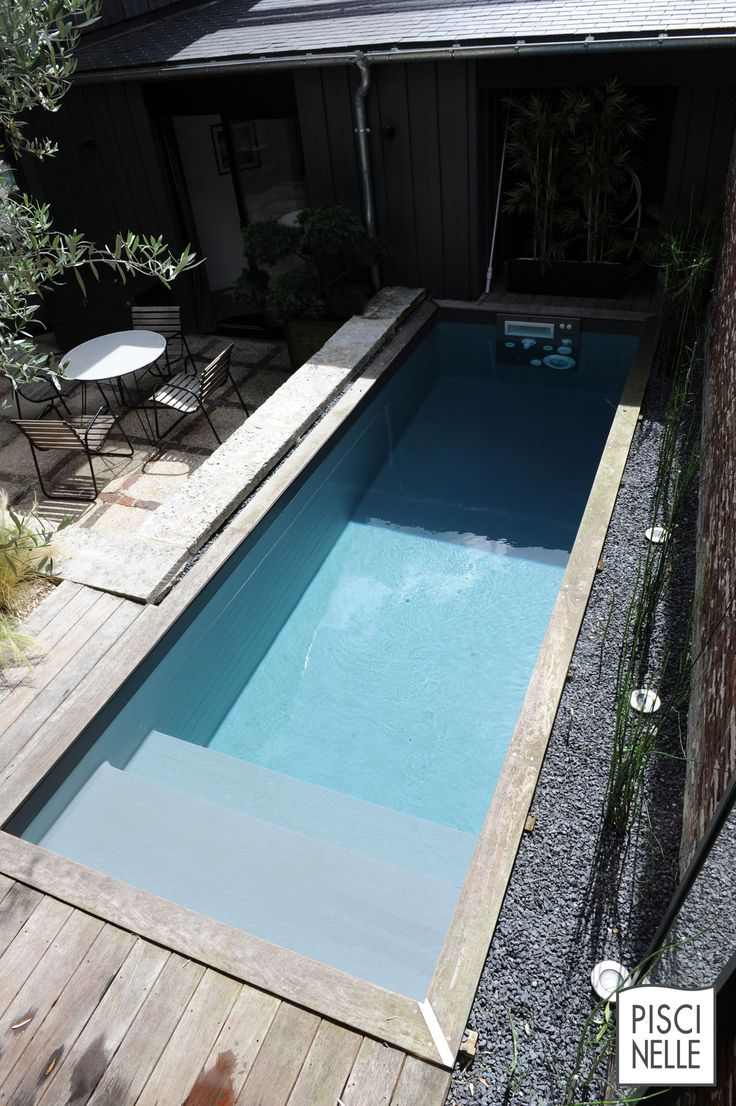 Best 20 piscine hors sol ideas on pinterest petite piscine garden pool and mini pool - Piscine hors sol interieur ...