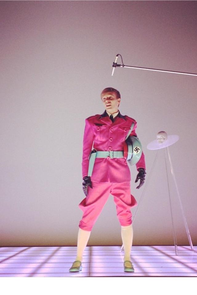 """""""Don Giovanni"""" Directed by Filippo Timi, Costumes by Fabio Zambernardi."""