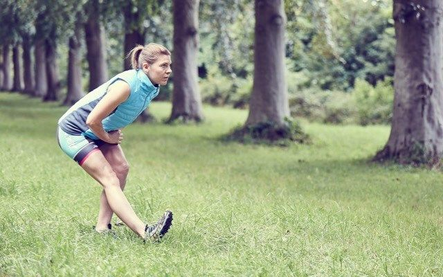 The essential run warm-up routine from the multiple ITU world champ
