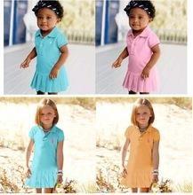 Платье для тенниса для девочек