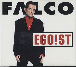 """For Sale - Falco Egoist Germany  CD single (CD5 / 5"""") - See this and 250,000 other rare & vintage vinyl records, singles, LPs & CDs at http://eil.com"""
