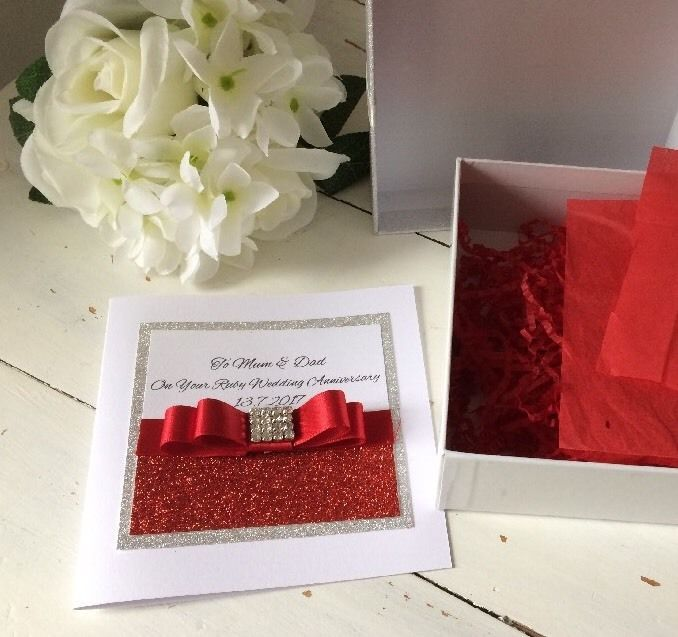 Ruby Wedding Gift Ideas For Parents Uk : ... anniversary, 40th wedding anniversary gift ideas and 40 wedding
