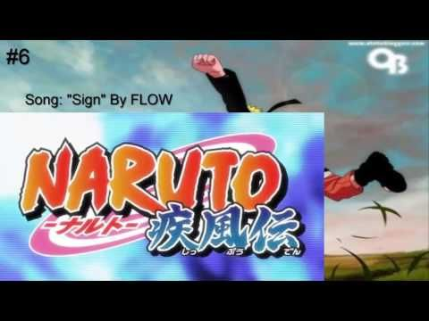 1-18 Naruto Shippuden openings - YouTube