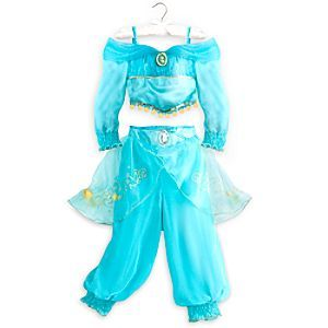 Jasmine Costume for Kidsgbhgbfty666n//