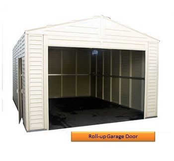 Lowes Roll Up Shed Doors Bing Images