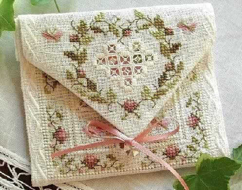 Hardanger Embroidery   RISCOS PARA BORDAR   Pinterest