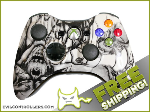 xbox 360 17 mode modded controller instructions