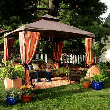 Increase Your Yard's WOW Factor With a Gazebo
