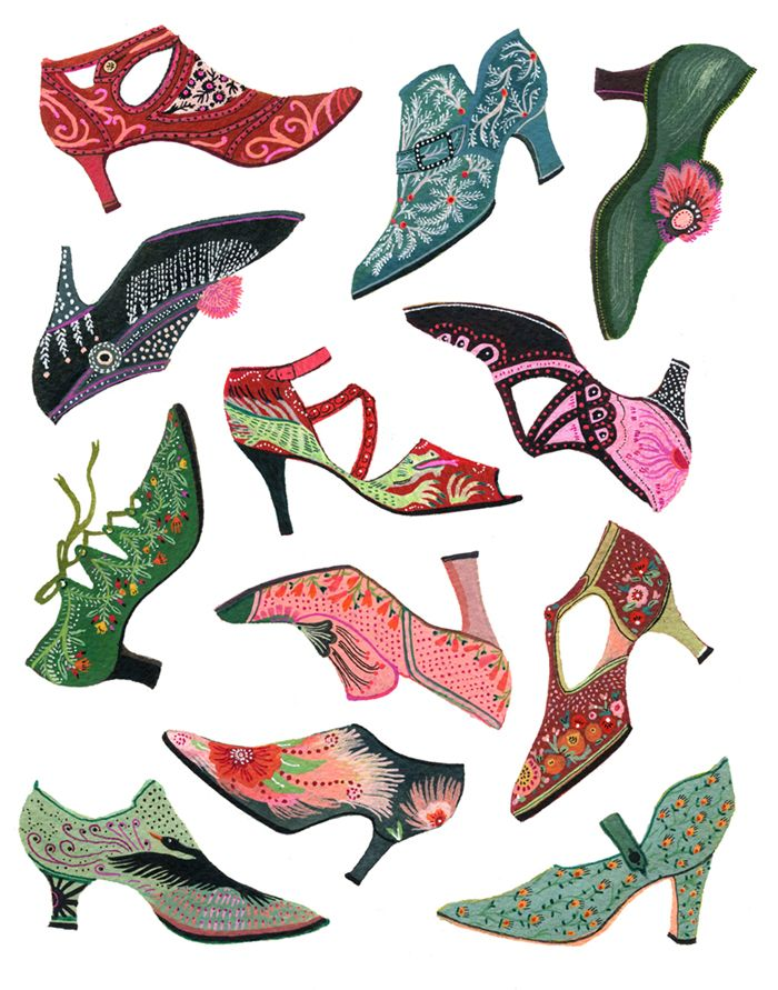shoes - Becca Stadtlander