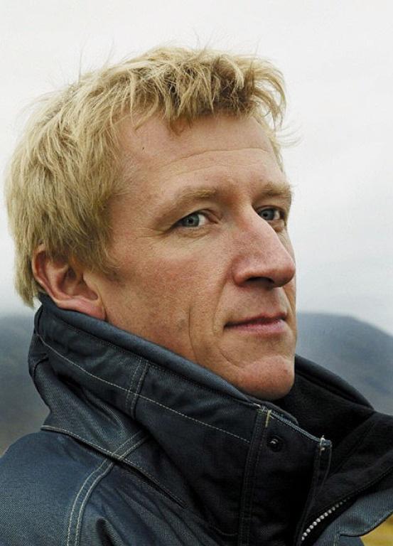 "Danish actor Jens Albinus (""The Eagle"")"