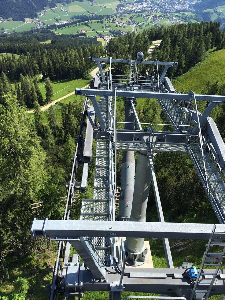 Gipfelbahn Hochwurzen