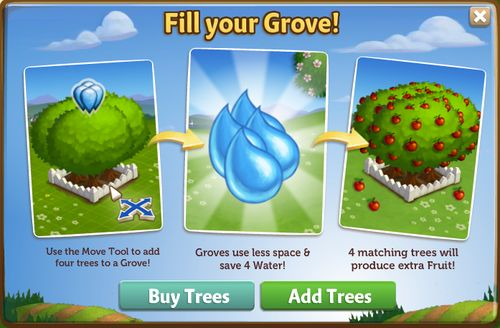 Grove Guide! - FarmVille 2
