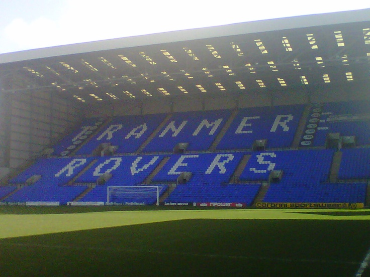Prenton Park - Tranmere Rovers. My Grandpa spent every home game here