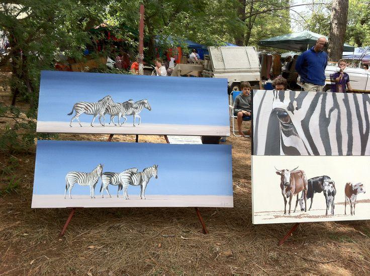 Wildlife Paintings..