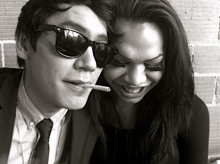 Evan and Larissa- Thursday pas de deux #photoshoot
