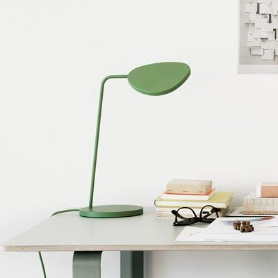 Leaf Table Lamp Muuto Lamp Leaf Table Table Lamp
