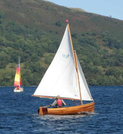 Boats for sale UK, boats for sale, used boat sales, Sailing Dinghies For Sale Mallard Sailing Dinghy - Apollo Duck