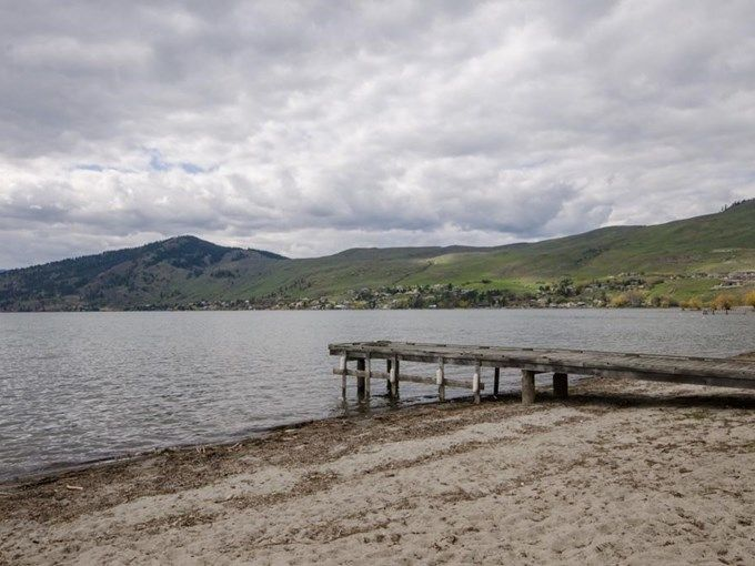 Commercial Property for Sale - 2555/2583 Lakeshore RD, Vernon, BC V1H 1M9 - MLS® ID 10063861.  ourist/Commercial which allows wide a wide variety of development opportunities. 1.72 acres across the street from Okanagan Lake, part of the Waterfront Neighborhood Plan with tax incentives. The City owns 10 lots across the street for waterfront parks. 3 rental houses with cash flow. Plans available, 200+ units.