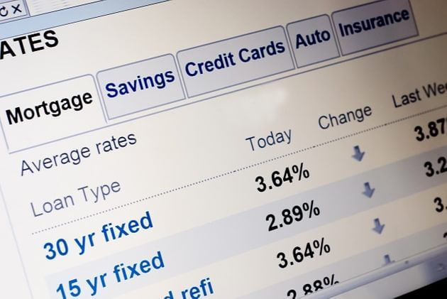 U S Mortgage Rates Onwards And Upwards With Images Interest