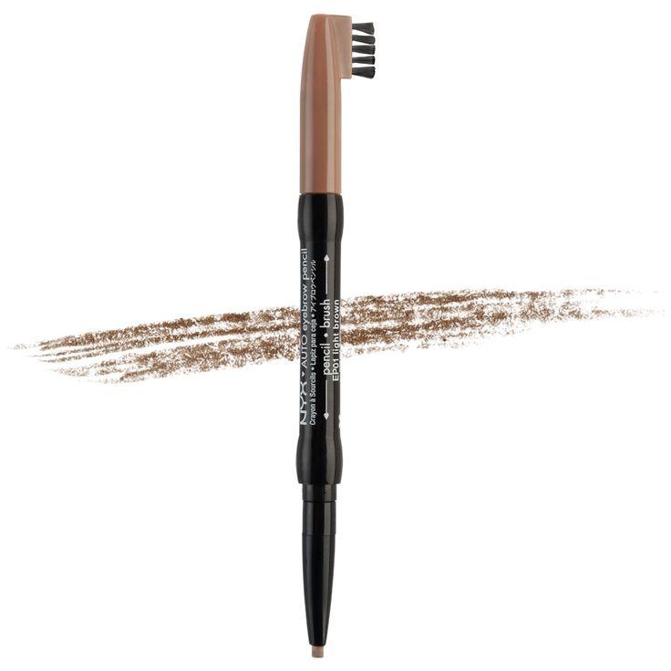 Auto Eyebrow Pencil - Light Brown
