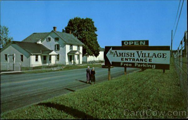 The Amish Village Lancaster Pennsylvania