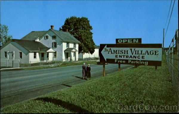 The Amish Village Lancaster Pennsylvania