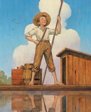 1000 images about huck finn on pinterest research paper for Fishing poles wow