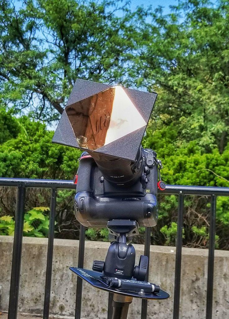 2017 eclipse. Nikdon D800,  Platypod Pro, Peak Design, Sigma 105mm