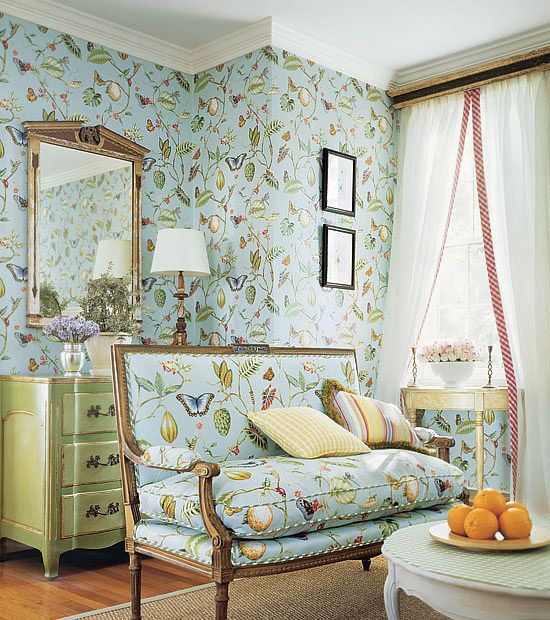 Key Interiors By Shinay English Country Dining Room: 174 Best Thibaut Fabrics Images On Pinterest