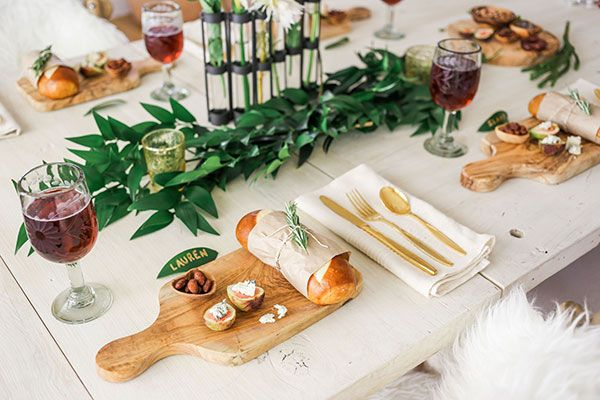 Step 1 for the perfect tablescape: Get inspired!
