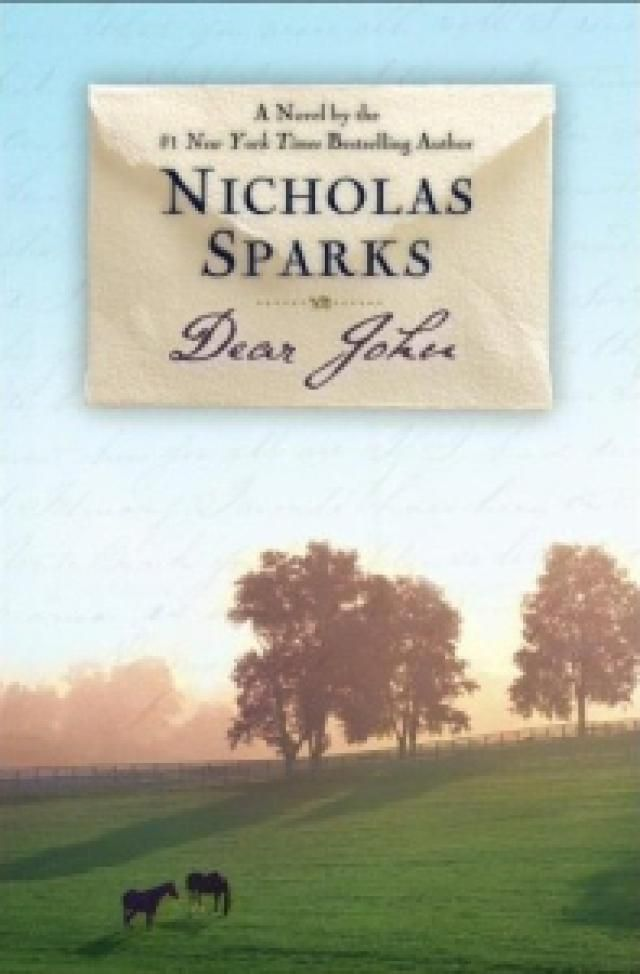 Your Quickie Guide to Every Nicholas Sparks Book: 2006 - 'Dear John'