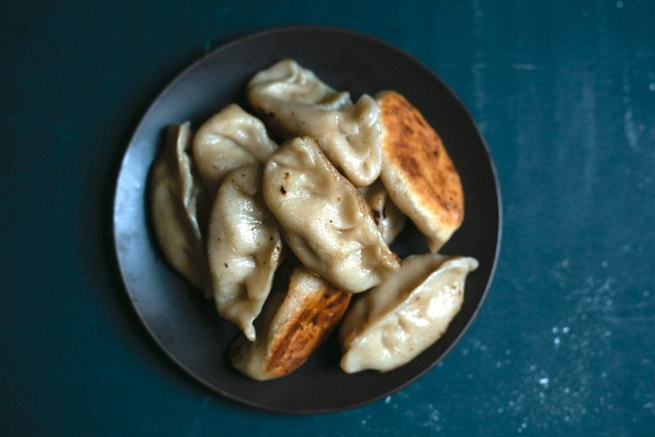 Molly Yeh - THE BEST POTSTICKERS EVER