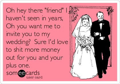Wedding ecards. #wedding #funny #ecards   Funny quotes, Wedding planning quotes, Stress quotes