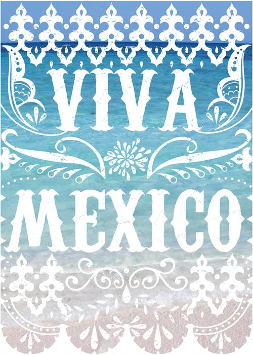 Papel Picado (by reena azim negi)  via by9tumblr.com #typography