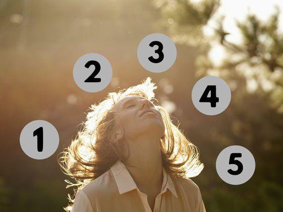Responda rapidamente essas 5 questões e lhe traremos o seu perfil psicológico.