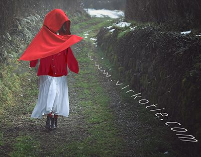 """Check out new work on my @Behance portfolio: """"VirkotieRED Riding Hood @VIRKOTIE"""" http://be.net/gallery/36832763/VirkotieRED-Riding-Hood-VIRKOTIE"""