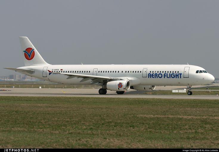 Aero Flight Airbus A321-231
