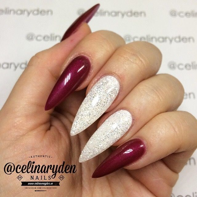 I love these nails but I don't think I could wear mine this long