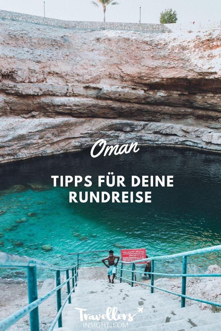Die Beste Route Fur Deine Rundreise Durch Den Oman Reisen Oman Urlaub Rundreise