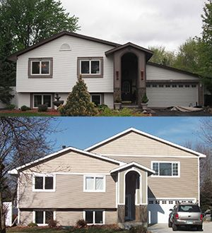 1000 images about some day home improvement on for Above garage addition