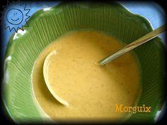 Crema de calabacín y zanahoria (Thermomix)