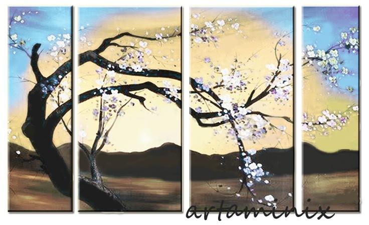 Tree #wind #art #paint #color #italia #italy #nature #flowers