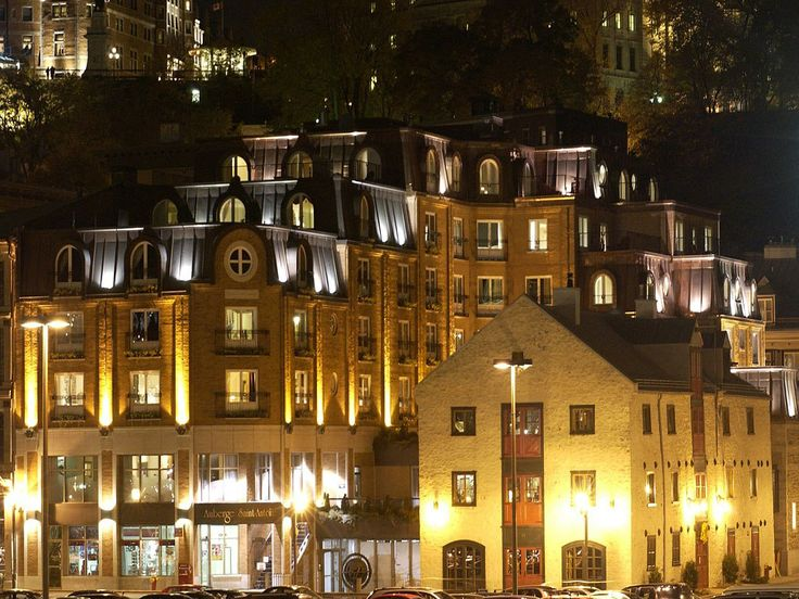 Auberge Saint-Antoine, Quebec City : Hotels and Resorts : Condé Nast Traveler